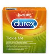Durex Tickle Me Προφυλακτικά 3 ΤΜΧ