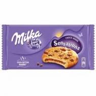 Milka Μπισκότα Cookies Sensations Choco Inside 150gr