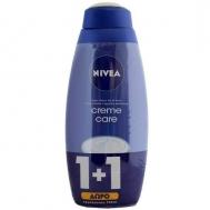 Nivea Cream & Care Αφρόλουτρο 750 ml 1+1 Δώρο