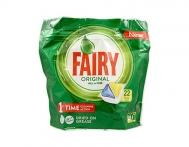 Fairy Original Ταμπλέτες Πλυντηρίου Πιάτων 16 Τεμάχια