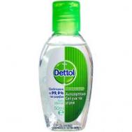 Dettol  Αντισηπτικό Gel 50 ml