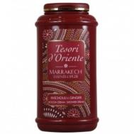 Tesori d'Oriente Patsouli & Spezie Αφρόλουτρο 250 ml