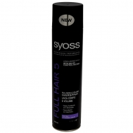 Syoss Λακ Full Hair 5  400 ml