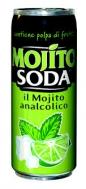 Freedea Mojito Soda Χωρίς Αλκοόλ  330 ml