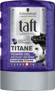 Taft Titanium Power Gel 300 ml