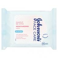 Johnson Daily Essentials Μαντηλάκια Καθαρισμού Προσώπου 25 Τεμάχια