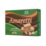 Amaretti Γκοφρετάκια Φουντούκι 68 gr