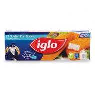 Iglo Fish Sticks Τραγανές Κροκέτες Ψαριών 450 gr