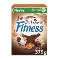 Nestle Fitness Δημητριακά Dark Chocolate 375 gr