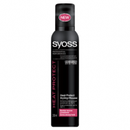 Syoss Mousse Heat Protect  250 ml