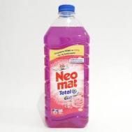 Neomat Eco Υγρό Πλυντηρίου Άγριο Τριαντάφυλλο 36 Μεζούρες