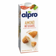 Alpro Γάλα Ρόφημα Αμυγδάλου No Sugar 1lt
