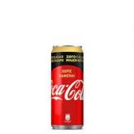 Coca Cola Zero Χωρίς Καφεΐνη 330 ml