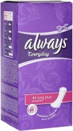 Always Everyday Σερβιετάκι Fresh Normal   54 Σερβιετάκια