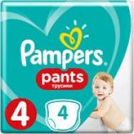 Pampers  Pants No 4 29 Τεμαχια
