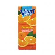 Viva Πορτοκάλι Φυσικός Χυμός 250 ml