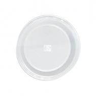 Lariplast Πιάτα Μιας Χρήσης  Πλαστικά Νο 4  20 Τεμάχια