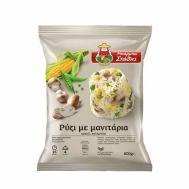 Μπάρμπα Στάθης Ρύζι Με Μανιτάρια 600 gr