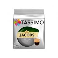Tassimo Jacobs Espresso Ristretto 16 Κάψουλες 104 gr
