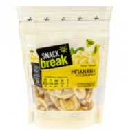 Snack Break Μπανάνα Αποξηραμένη 120 gr