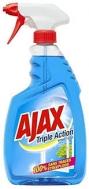 Ajax  Υγρό Τζαμιών Triple Action 500 ml
