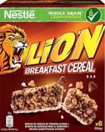 Nestle Lion Μπάρες  6Χ25  150 gr