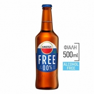 Amstel Free Φιάλη 500ml