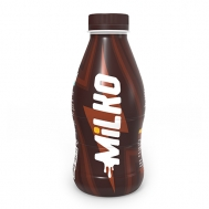 Milko Γάλα Σοκολατούχο  Φιάλη  500 ml