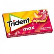 Trident Max Peach Watermelon 23 gr