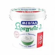 Μεβγάλ Στραγγιστό Γιαούρτι  2%  1 Kg