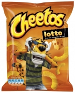 Cheetos Lotto Γαριδάκια 55 gr