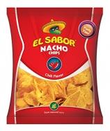 El Sabor Nacho Chips Chili Flavor 100 gr