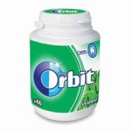 Orbit Τσίχλα Δυόσμος 64 gr