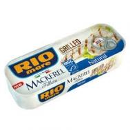 Rio Mare Σκουμπρί Φιλέτο Σχαρας Naturale 120 gr