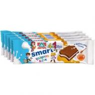 Δέλτα Smart  Γαλακτοφέτες 28 gr  4+1 Δώρο