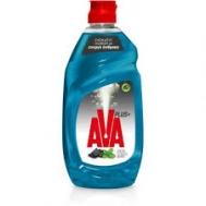 Ava  Plus Ενεργός Άνθρακας Μέντα Υγρό Πιάτων  900 ml