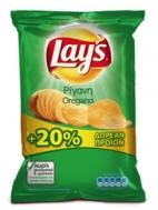 Lays  Πατατάκια με Ρίγανη 130  gr
