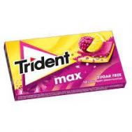 Trident Max Rasberry Lemon 23 gr