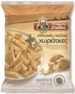 Μπάρμπα Στάθης Ελληνικές Πατάτες Χωριατικες 1 kg