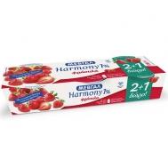 Μεβγάλ Harmony 1% Φράουλα 200gr 2+1 Δώρο