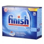 Finish Ταμπλέτες Πλυντηρίου Πιάτων Classic 36 Τεμάχια