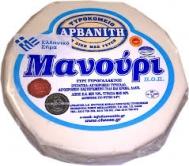 Αρβανίτη Μανούρι 170 gr