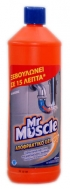 Mr. Muscle Υγρό Αποφρακτικό 1 lt