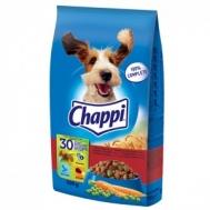 Chappi Σκυλοτροφή με Μοσχάρι & Κοτόπουλο και Λάχανικά 3 kg