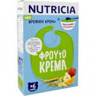 Nutricia Φρουτόκρεμα 250 gr
