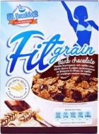 Mr. Breakfast Δημητριακά Ολικής Άλεσης με Μαυρη Σοκολάτα 375 gr