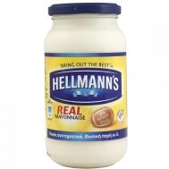 Hellmann's Μαγιονέζα 650 ml