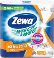 Zewa Wich & Weg Extra Lang Ρολό Κουζίνας  2  Τεμάχια