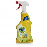 Dettol Power & Fresh Αντιβακτηριδιακό Πολυκαθαριστικό Λεμόνι 500 ml
