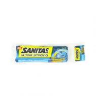 Sanitas Ultra Strong Σακούλες Απορριμμάτων 52x60 10 Τεμάχια